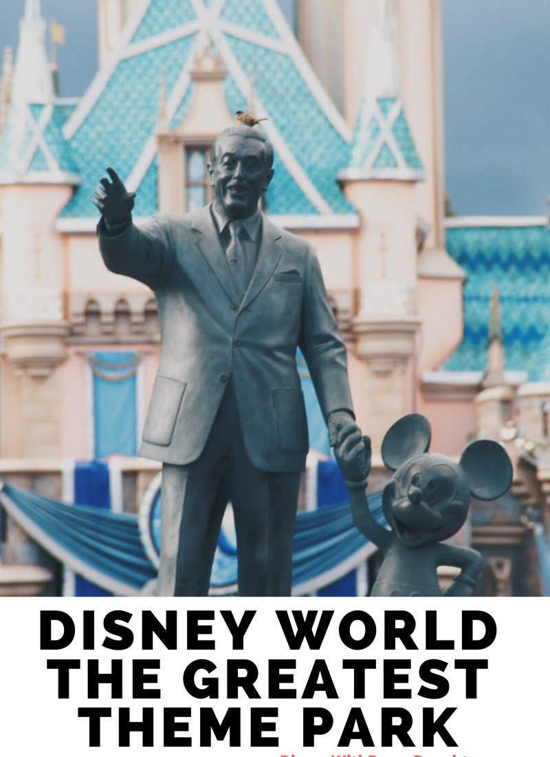 Disney: The Greatest Theme Park