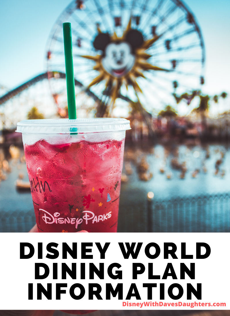 Disney Dining Plan – What is it + Should You Get it