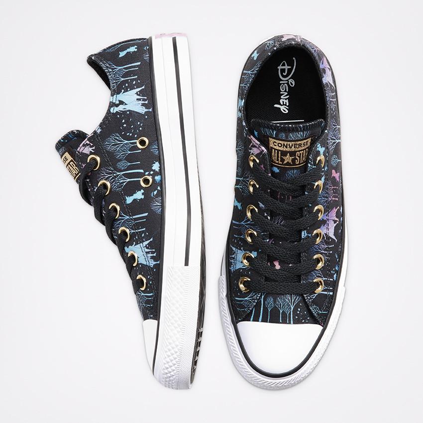 Frozen 2 converse shoes