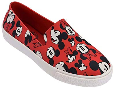 Be the coolest girl around when you wear your Mickey and Minnie loafers to Disney!