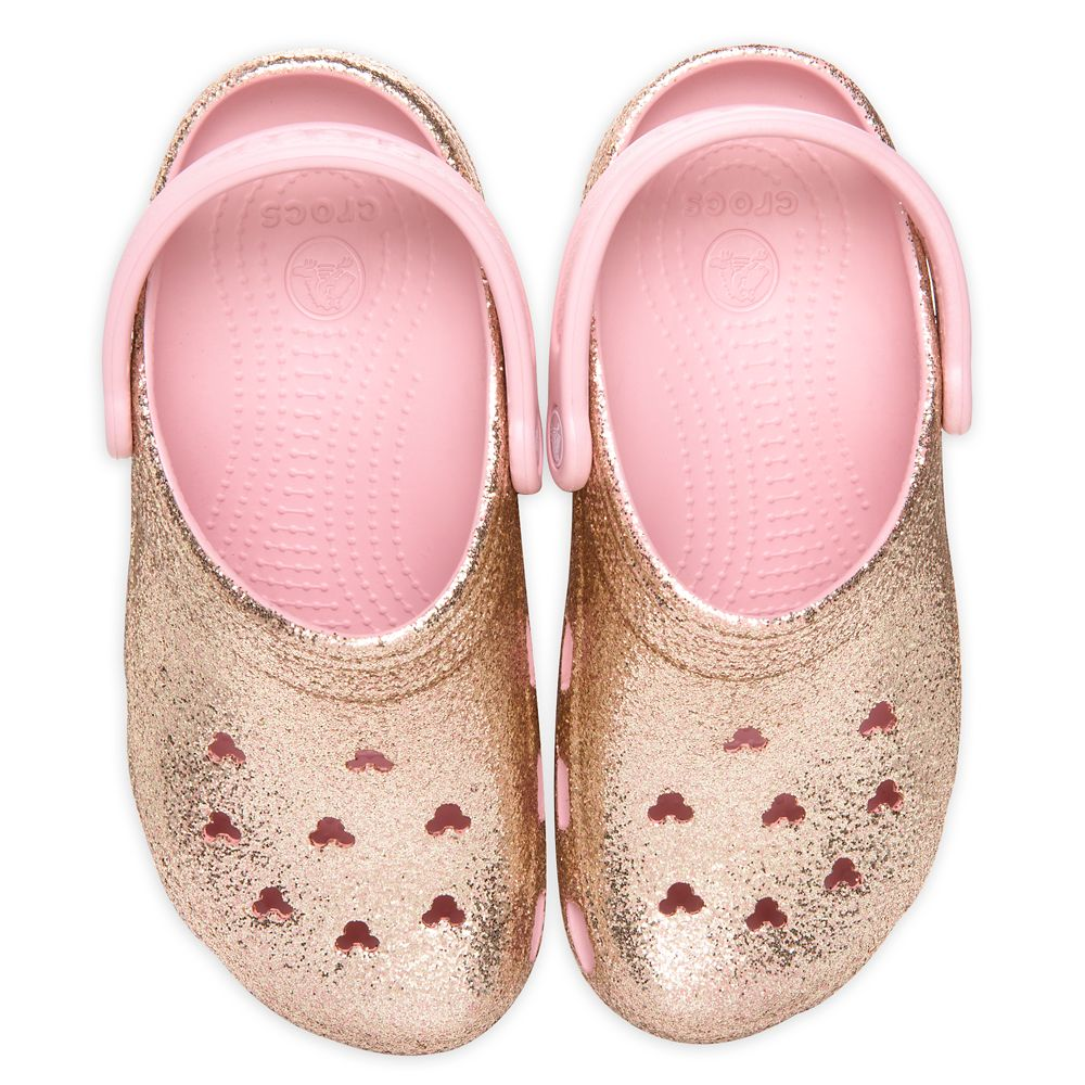 Look amazing in these Briar Rose inspired Crocs