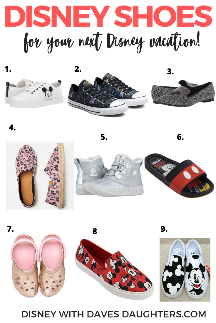 Disney Shoes for Women