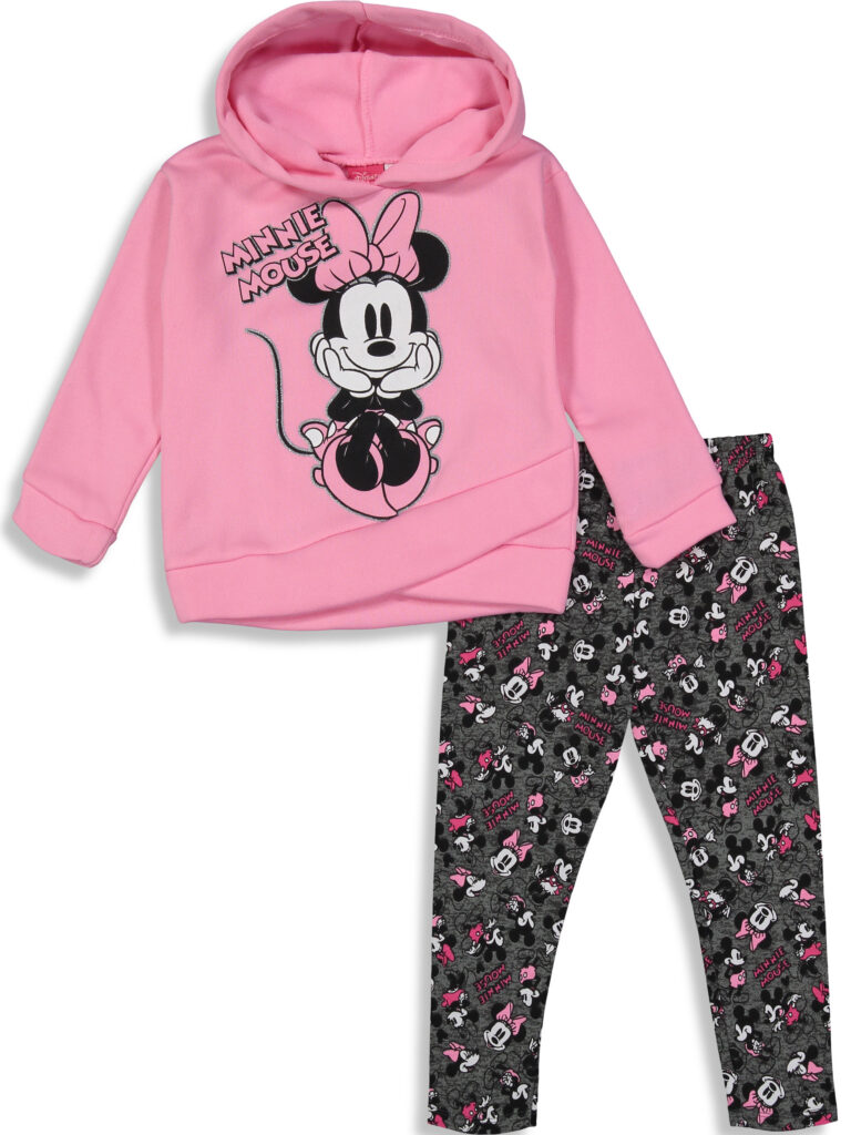 Minnie Sweatshirt + Leggings