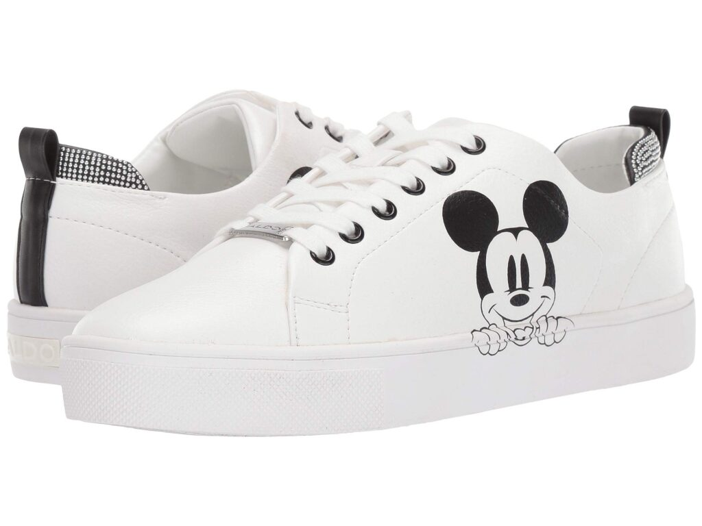 Mickey sneakers from Zappos