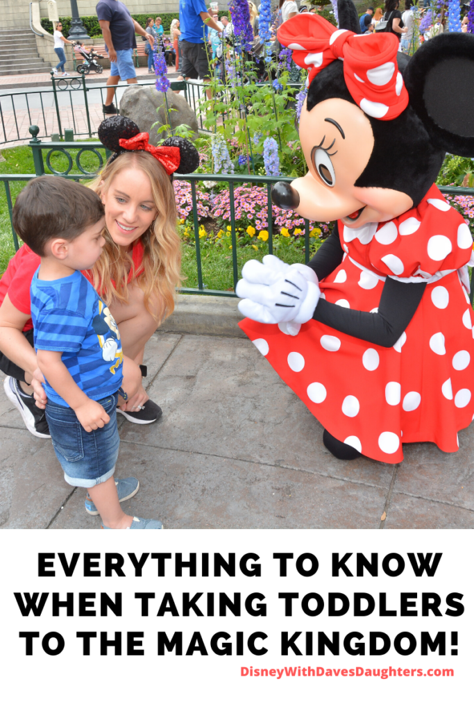 Magic Kingdom and Toddlers - Expert tips on what to do!