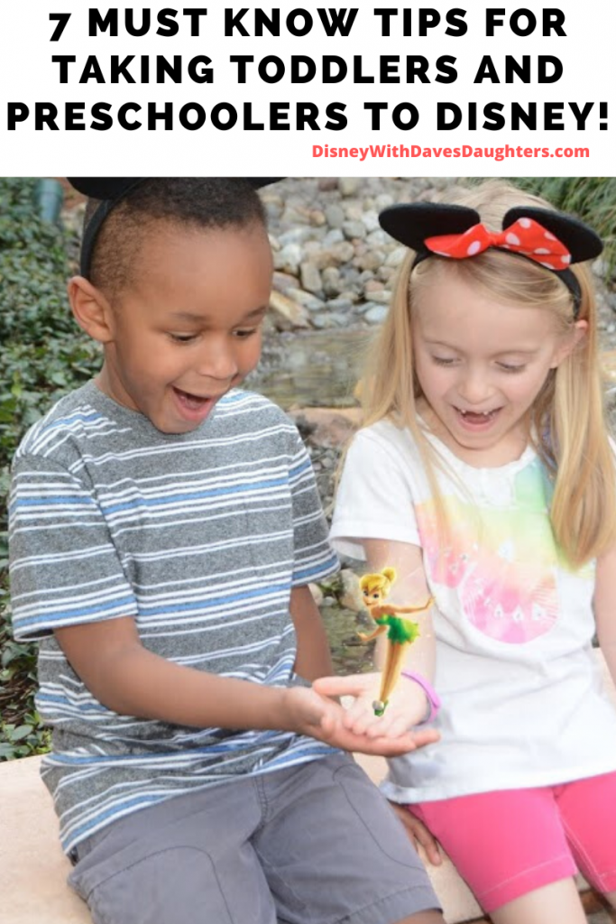 Disney World With Toddlers? 7 Must Know Things!