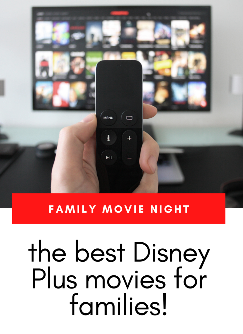 Best of Disney Plus for Families