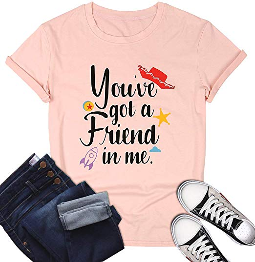 You've Got a Friend in Me Graphic tee for Disney World