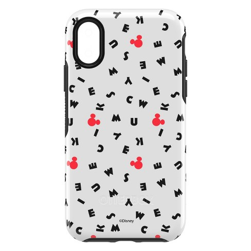 Mickey Mouse Otter Case
