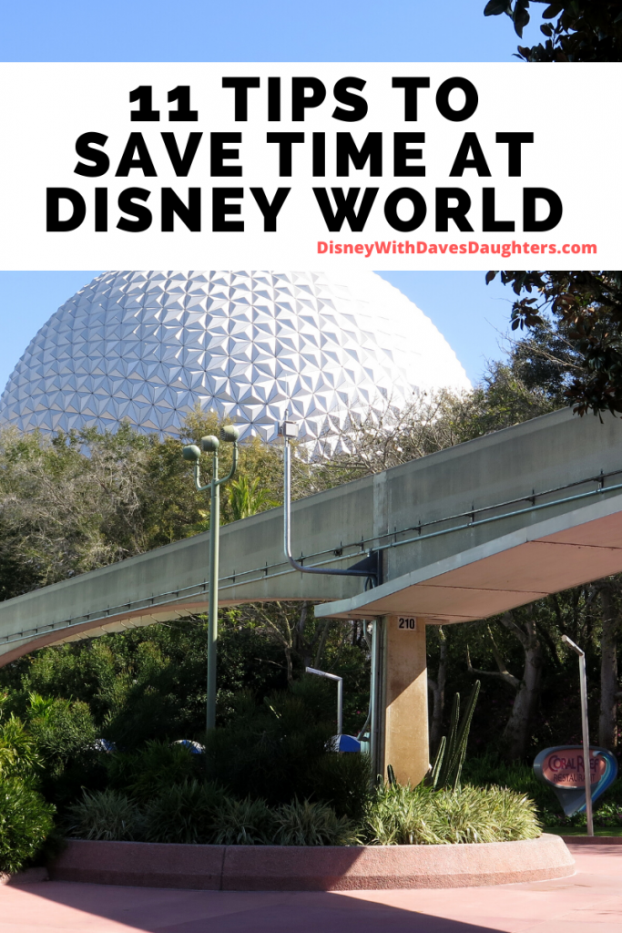 How to Make the Most of Disney World - 11 Time Saving Tips