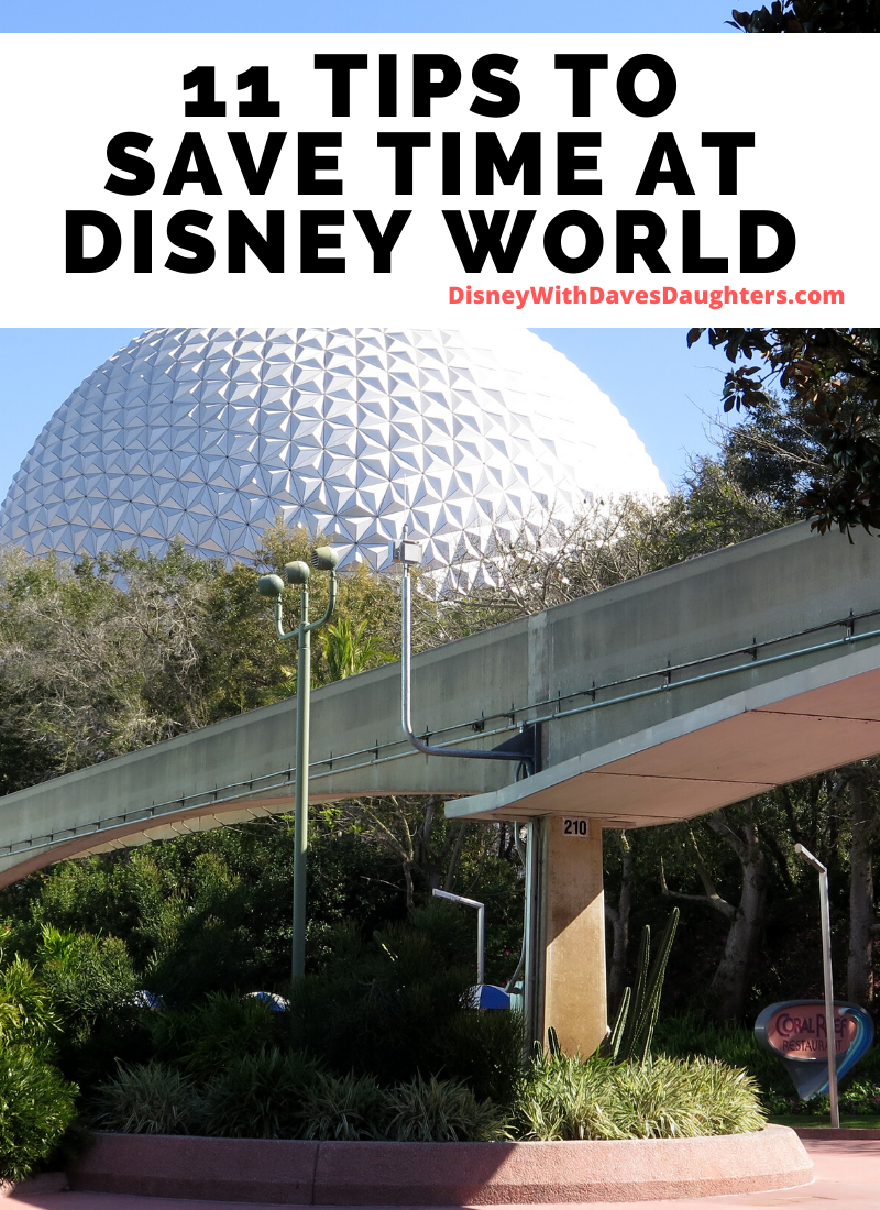 How to Make the Most of Disney World – 11 Time Saving Tips