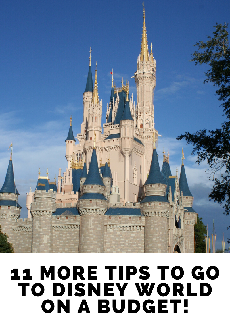 How to Save Money at Disney World – 11 Expert Tips