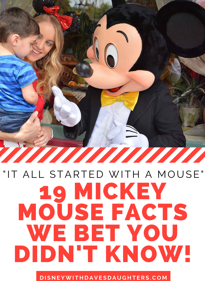 It All Started With a Mouse – 19 Mickey Mouse Facts to Test Your Disney Knowledge