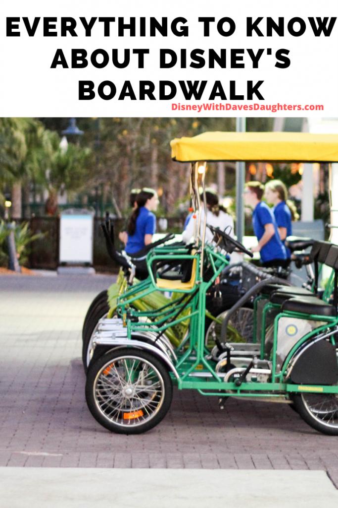 Walt Disney's Boardwalk