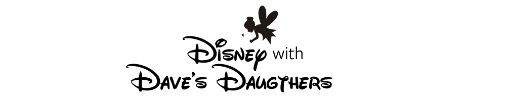 Disney With Dave's Daughters