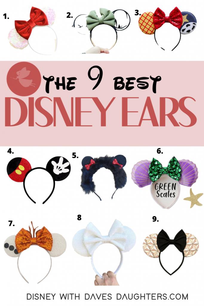 The Best 9 Disney Ears (2021)