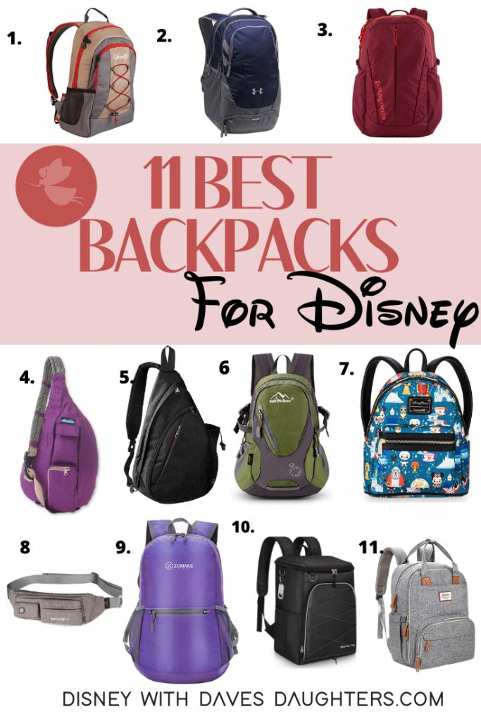 11 Best Disney World Backpacks (2021)