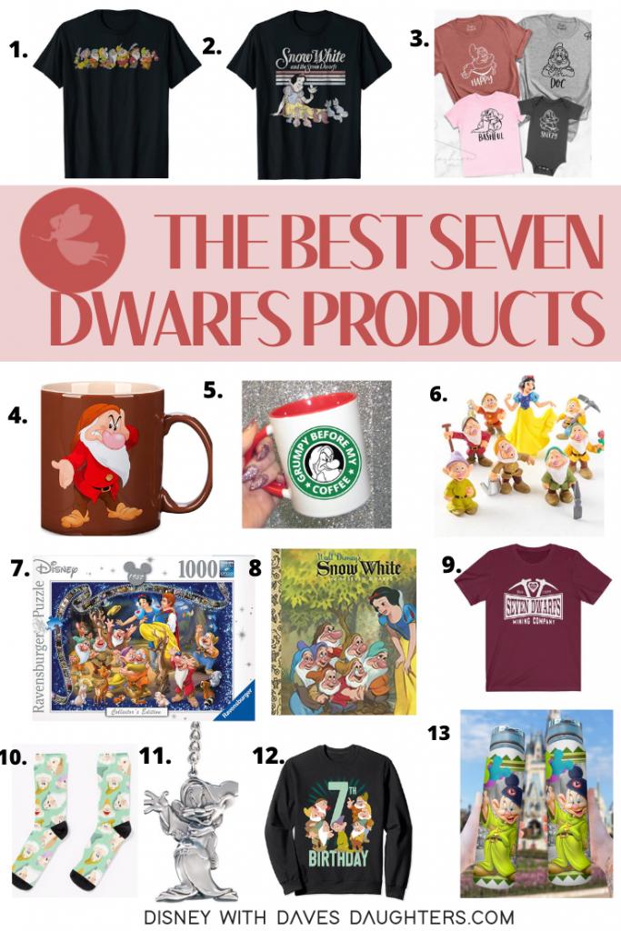 13 Best Seven Dwarfs Products